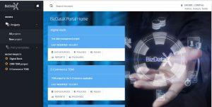 Home page BizDataX
