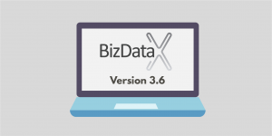 BizDataX version 3.6 is released