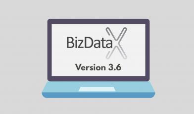 BizDataX version 3.6 is released