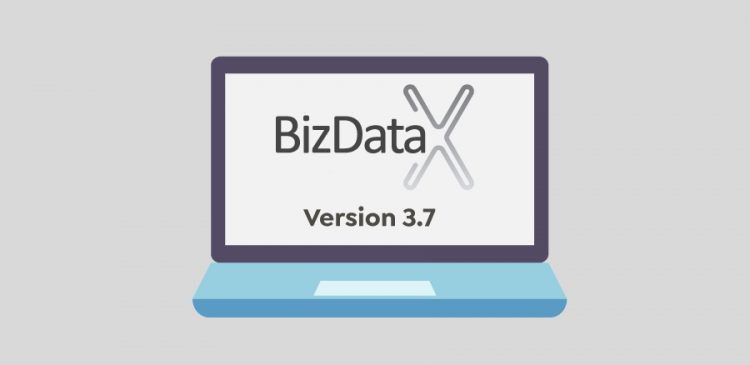 BizDataX version 3.7 is released