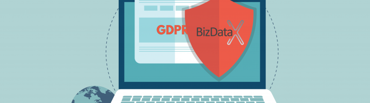 Stay out of GDPR scope with BizDataX